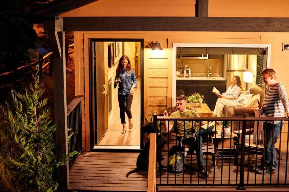 Tenaya Lodge at Yosemite Introduces Refined 'Cabineering' Concept with New Explorer Cabins