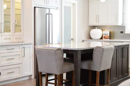 We can help you make small kitchens look bigger!
