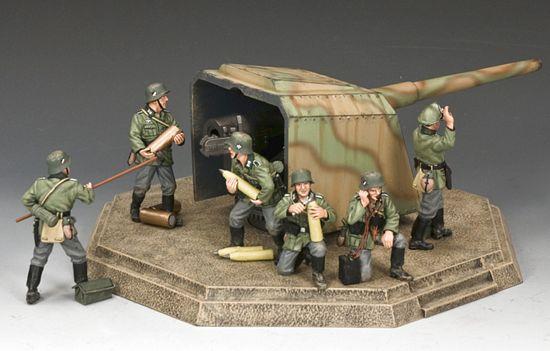 Atlantic Wall Sierra Toy Soldier Company