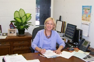 New Mammoth School Superintendent Lois Klein