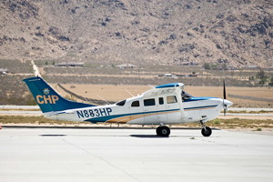 CHP Fixed Wing Aircraft