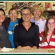 Spellbinder staff photo: Genevieve Woods, Cathy Cannon, Lynne Almeida, Sarah Wiley, Chloe Almeida and Stephanie Traver.