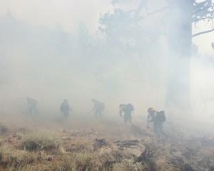 Walker Fire 4