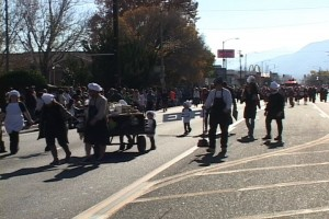 Bishop Xmas parade 2