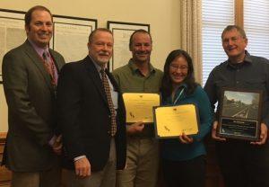 CalTrans Award Bridgeport