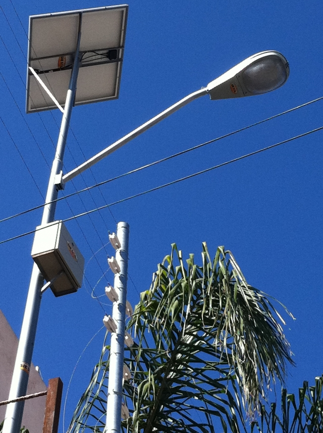 Siesol  Lampara Solar 30W