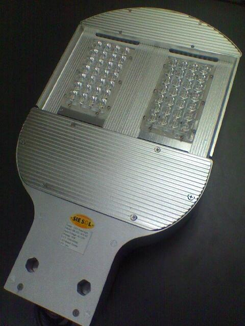 Siesol  lampara urbana y suburbana de Leds