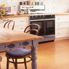 Cork Floor Kitchen Pantry Cabinet Freestanding Home Siesta Tiles For Kitchens