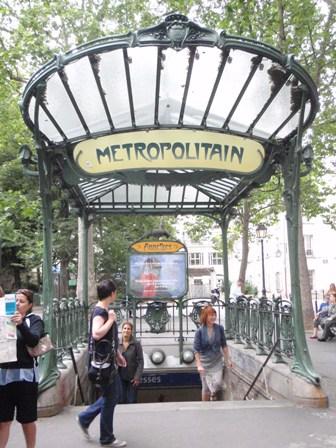 Metro Abbesses