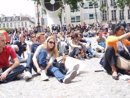 Relax Pompidou