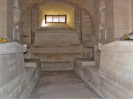 Pantheon-spisovatelia