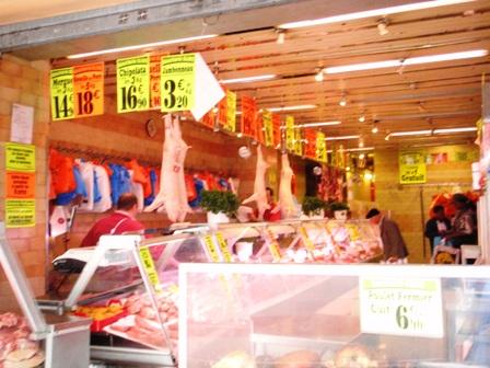 obchodík mäsna