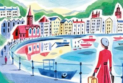 Mary Ann Shafferová aAnnie Barrowsová Guernseyská literárna akoláčová spoločnosť