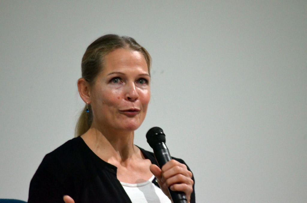 Åsne Seierstad tridsiatku literárnych hviezd
