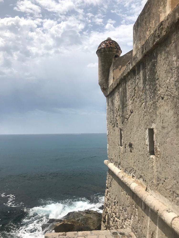 na Azúrovom pobreží Menton