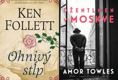 Tatran, Ken Follet, Amor Towles