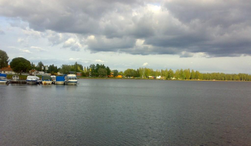 Jazero Siljan