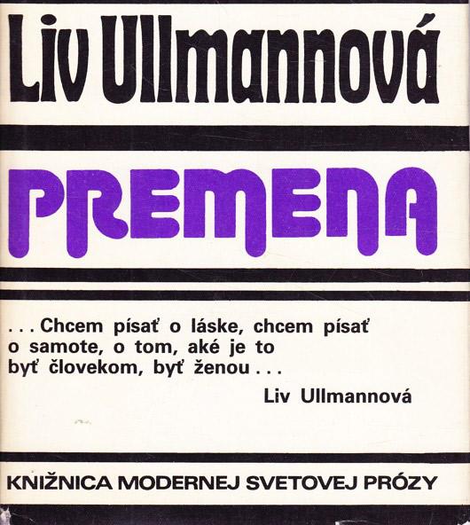 Liv Ullmann druhý literárny superkvíz