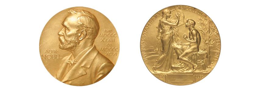 Nobelove ceny za literatúru