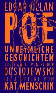 Kat Menschik Poe: Unheimliche Geschichten