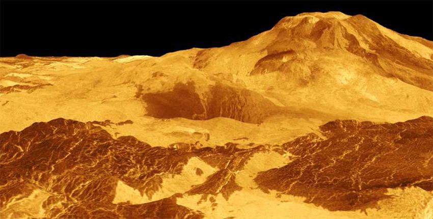 Planéty - Venuša
