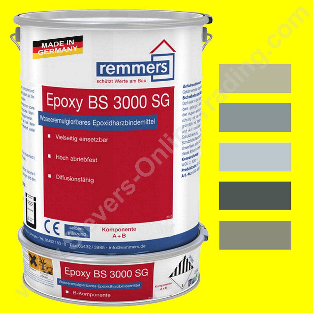 Remmers Epoxy Bs 3000 Sg New Bodenbeschichtung Bodenversiegelung