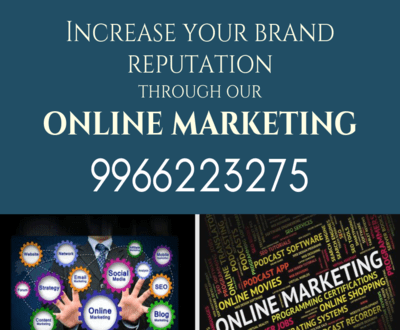 Best Online Marketing Services in Hyderabad