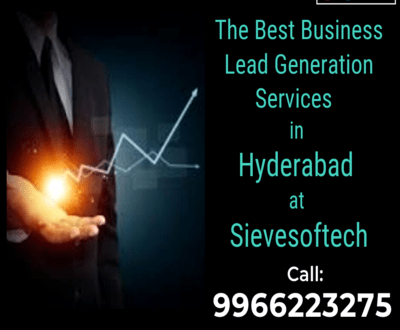 Best Business Lead Generation Services in Hyderabad