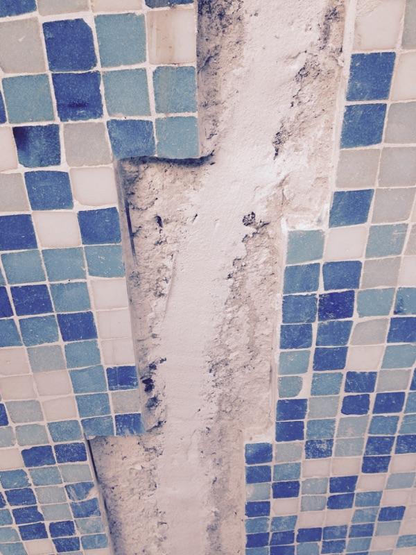 R parer fuite de piscine marseille ma on carreleur - Reparer fissure crepi facade ...
