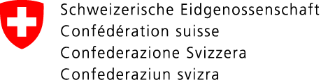 Logo of the Federal Authorities of th Swiss Confederation