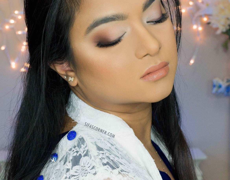 Beginner Friendly Hooded Eye Makeup Ft Morphe Jaclyn Hill Palette
