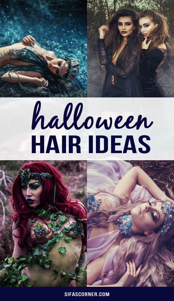 Halloween Hair Ideas