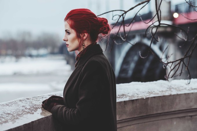 hair color ideas- red copper