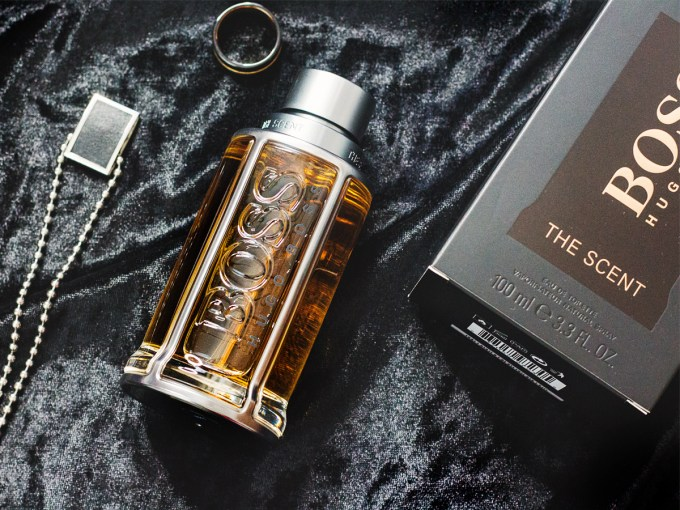 Kohls Perfume Gift Idea- hugo boss the scent