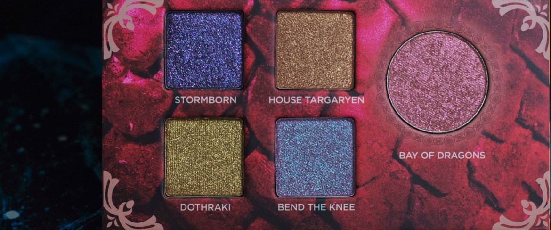Urban Decay X Game Of Thrones Eyeshadow Palette   UDxGOT - Sifa's Corner