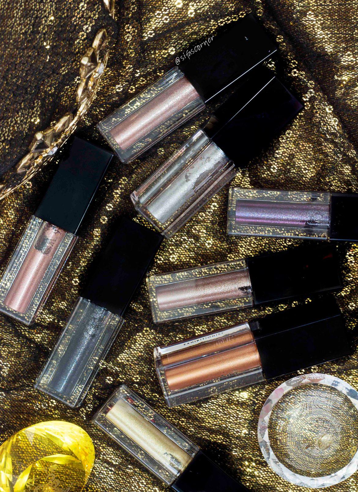 Covergirl Exhibitionist Liquid Glitter Shadow