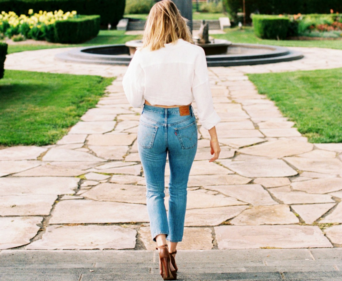 How to Wear Jeans in Summer