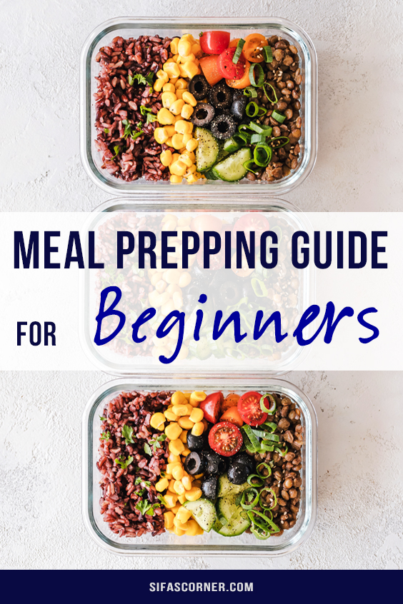 Meal Prepping Guide for Beginners