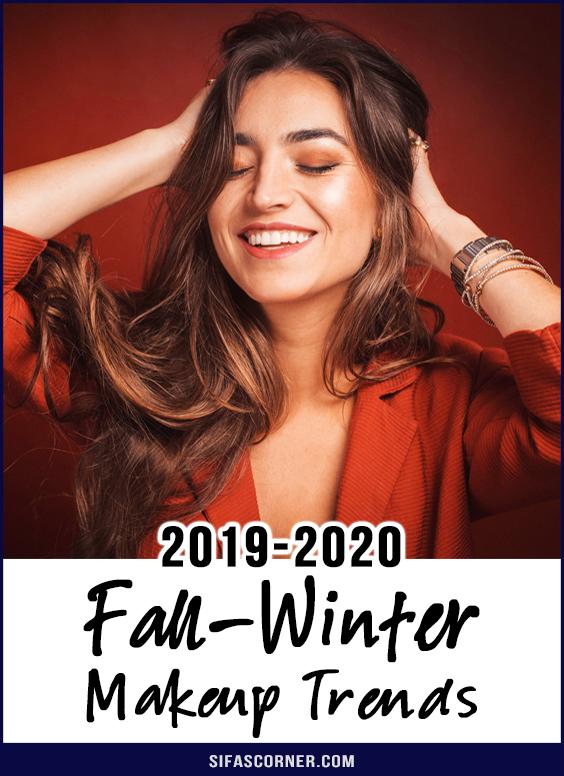 Fall Winter Makeup Trends