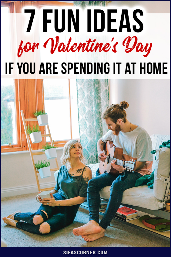Valentine's Day At Home Ideas