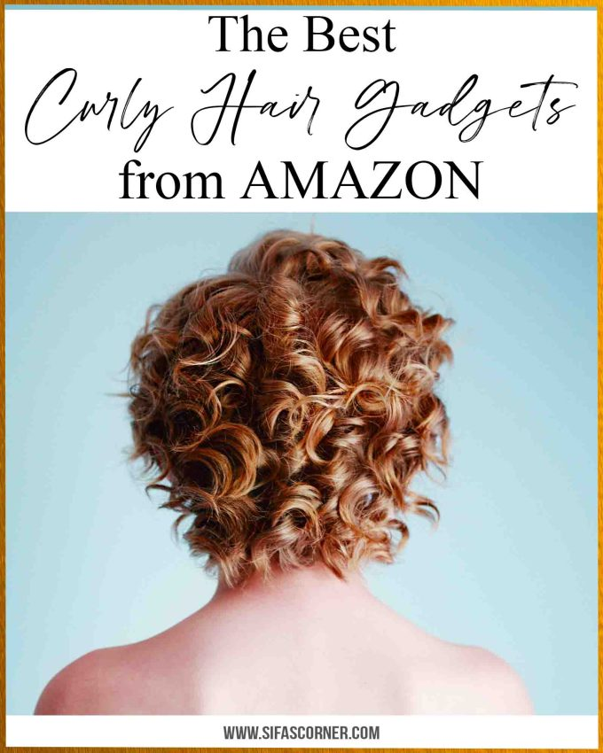 Curly Hair Essential Gadget Amazon