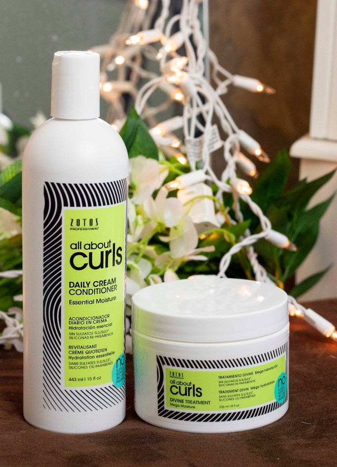 ZOTOS Curl Collection- conditioner