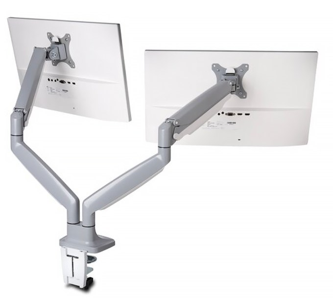 Kensington SmartFit® One-Touch Height Adjustable Dual Monitor Arm