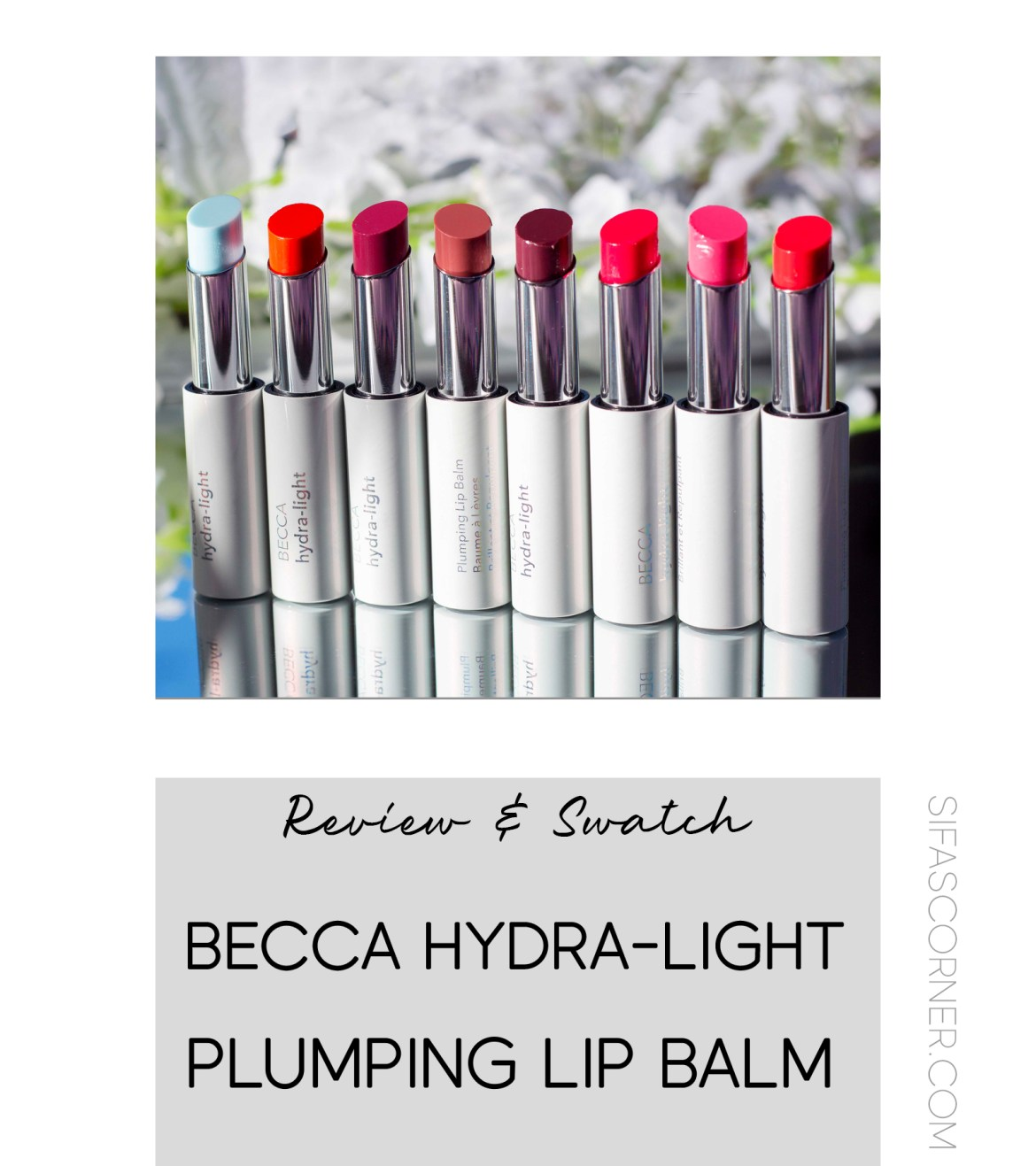 Becca Hydra-Light Plumping Lip Balm: