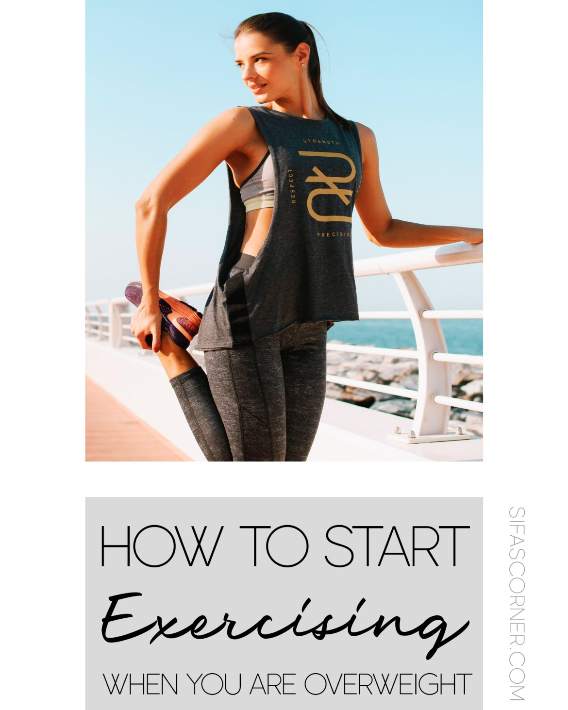 how to start exercising when you are overweight