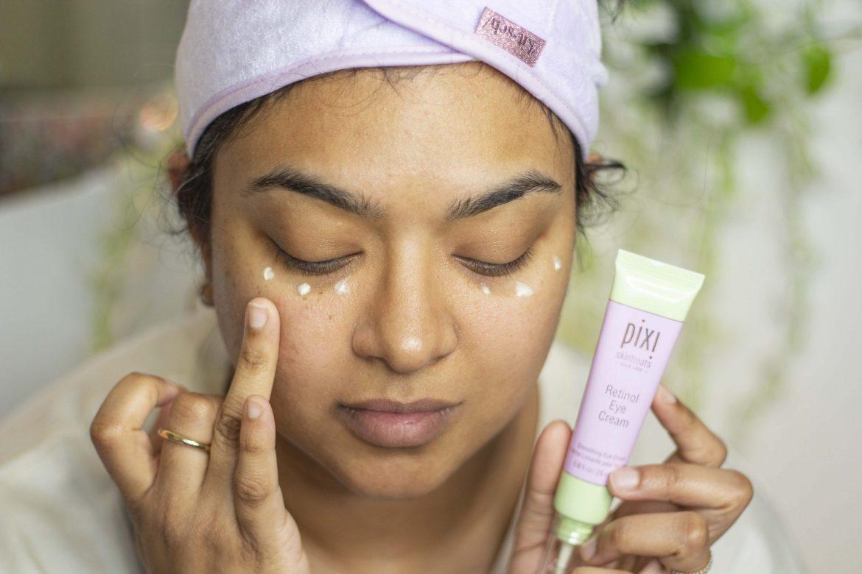 pixi beauty RETINOL eye cream