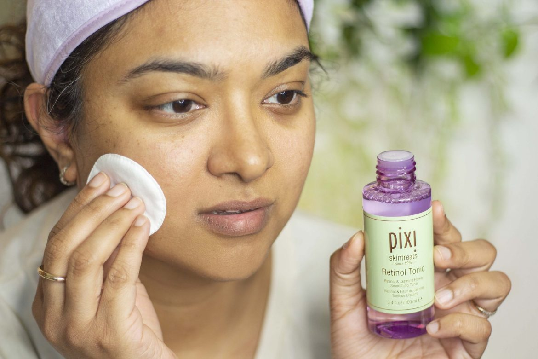 pixi beauty RETINOL TONIC