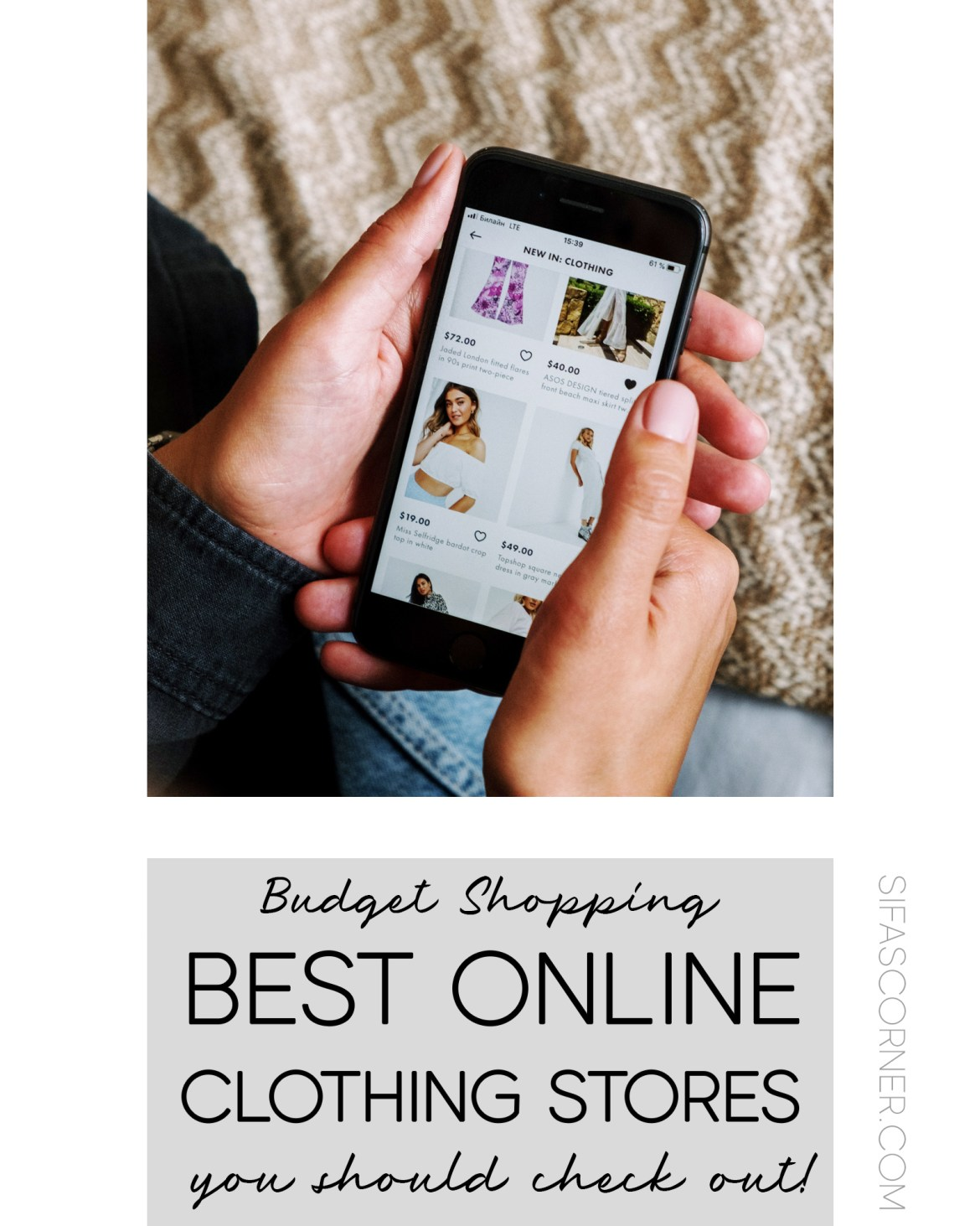 Best Online Clothing Stores for Budget Shopping