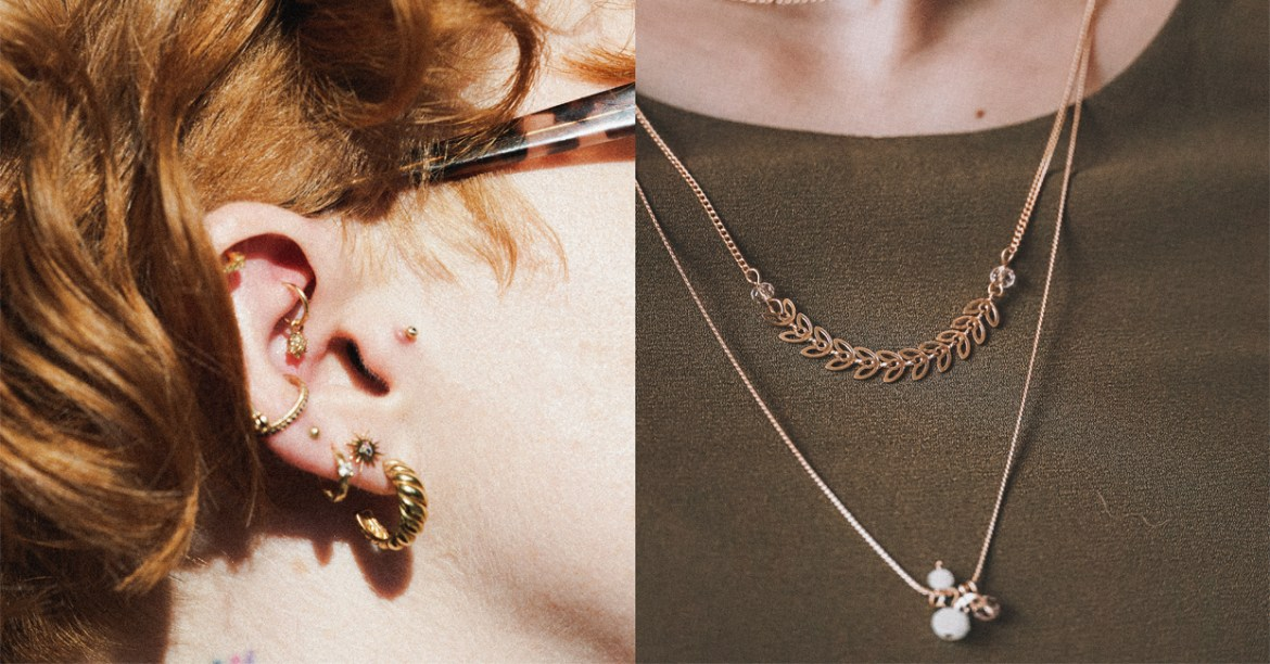 jewelry for oval shaped face