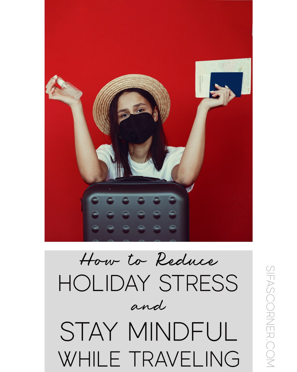 stress free holiday traveling